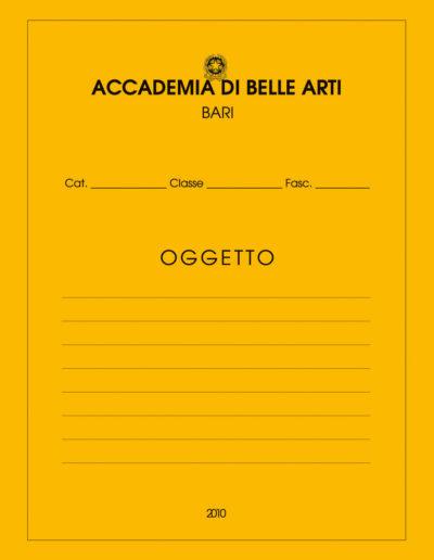 2010 Accademia di belle arti