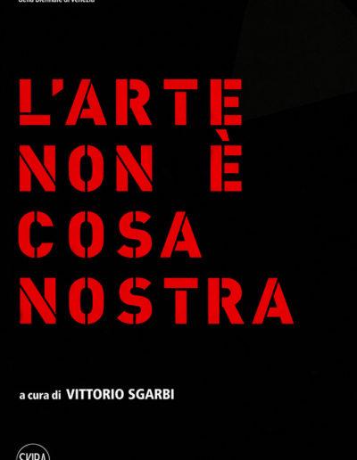 Biennale di Venezia copertina