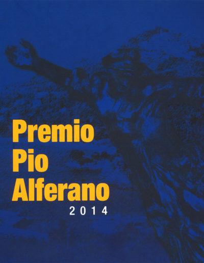 Premio Pio Alferano Copertina